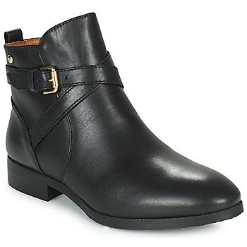 Boty Ženy Kotníkové boty Pikolinos ROYAL BO Černá