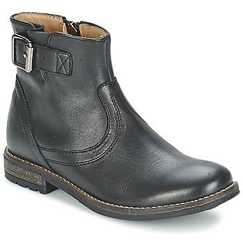 Boty Dívčí Kotníkové boty Shwik WACO BASE Černá