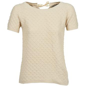 Textil Ženy Svetry Betty London CLOU Béžová