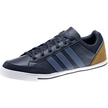 Boty Muži Nízké tenisky adidas Originals Cacity Bílé, Hnědé, Tmavomodré
