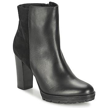 Boty Ženy Polokozačky Nome Footwear CLAQUANTE Černá