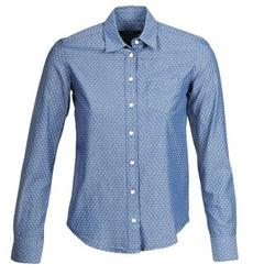 Textil Ženy Košile / Halenky Gant EXUNIDE Modrá