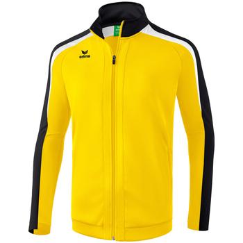 Textil Muži Teplákové bundy Erima Veste entrainement  Liga 2.0 jaune/noir/blanc