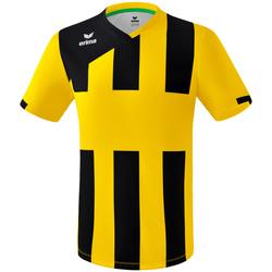 Textil Chlapecké Trička s krátkým rukávem Erima Maillot enfant  Siena 3.0 jaune/noir