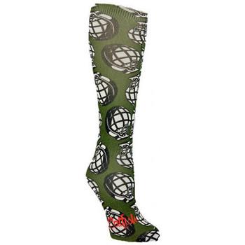 Spodní prádlo Muži Ponožky Catfish  Zelená