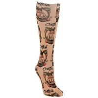 Spodní prádlo Muži Ponožky Catfish  Béžová