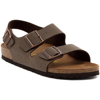 Birkenstock Sandály MILANO MOCCA - ruznobarevne