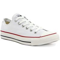 Boty Dívčí Nízké tenisky Converse ALL STAR OPTICAL WHITE OX Multicolore