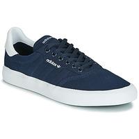 Boty Nízké tenisky adidas Originals 3MC Modrá / Námořnická modř