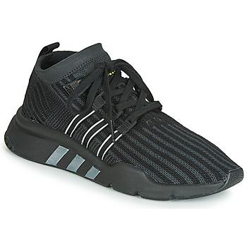 Boty Muži Nízké tenisky adidas Originals EQT SUPPORT MID ADV PK Černá