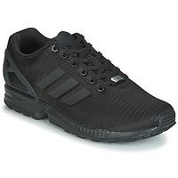 Boty Muži Nízké tenisky adidas Originals ZX FLUX Černá