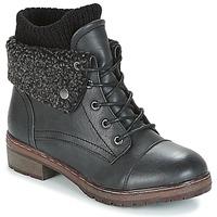 Boty Ženy Kotníkové boty Coolway BRING Černá