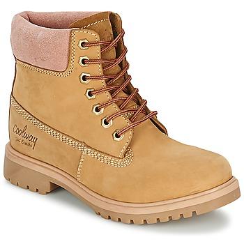 Kotníkové boty Coolway BASIL