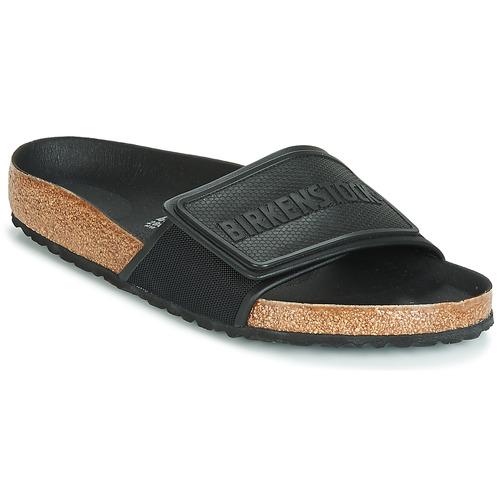 Boty Muži pantofle Birkenstock TEMA Černá