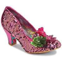Boty Ženy Lodičky Irregular Choice CARIAD Růžová