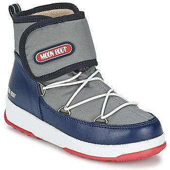 Zimní boty Moon Boot MOON BOOT WE STRAP JR