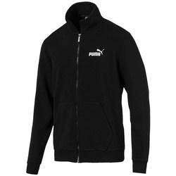 Textil Muži Mikiny Puma Essentials Track Jacket TR Černé