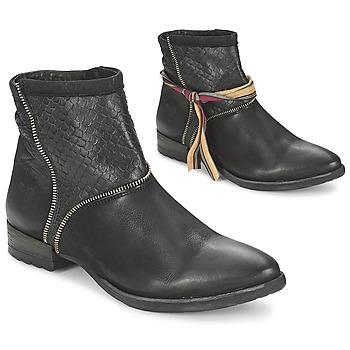 Boty Ženy Kotníkové boty Felmini RYO Černá