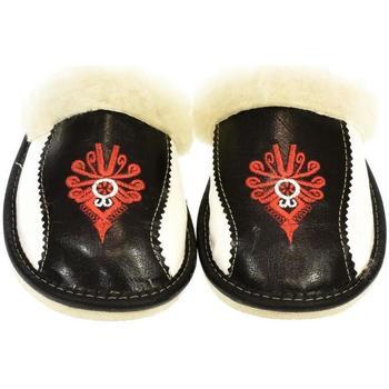 Boty Ženy Papuče John-C Dámske papuče ALTI čierna