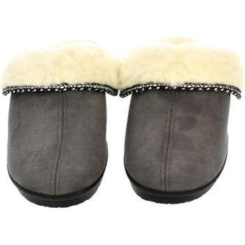 Boty Ženy Papuče Mjartan Dámske papuče  KIKA 6 sivá
