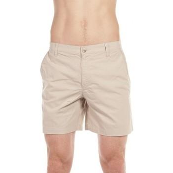 Textil Muži Kraťasy / Bermudy Columbia Bonehead Short béžový