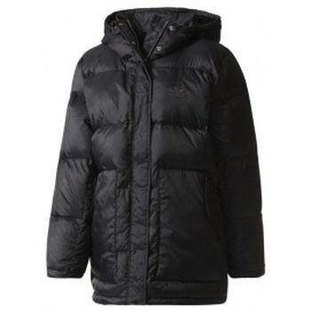 Textil Ženy Prošívané bundy adidas Originals Mid Down JKT černá