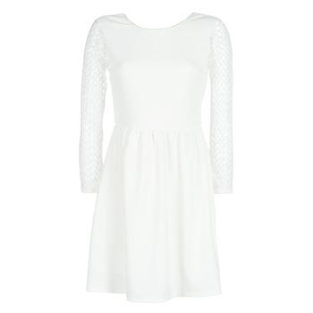 Textil Ženy Krátké šaty Betty London J. LOUISE Bílá