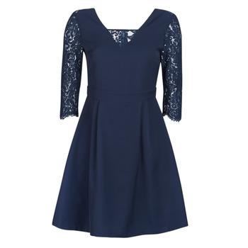 Textil Ženy Krátké šaty Betty London JADE Tmavě modrá