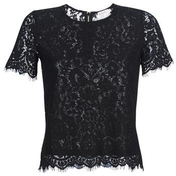 Textil Ženy Halenky / Blůzy Moony Mood KEMI Černá