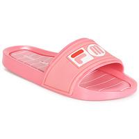 Boty Ženy pantofle Melissa SLIDE + FILA Růžová