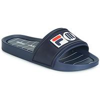 Boty Ženy pantofle Melissa SLIDE + FILA Tmavě modrá