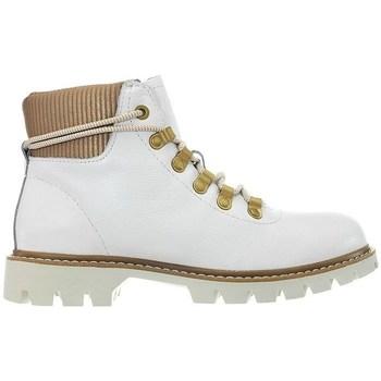 Boty Ženy Kotníkové boty Caterpillar Handshake W Bílé, Béžové