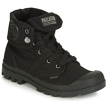 Boty Ženy Kotníkové boty Palladium PALLABROUSE BAGGY Černá