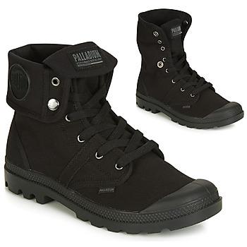 Boty Muži Kotníkové boty Palladium PALLABROUSE BAGGY Černá