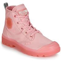 Boty Ženy Kotníkové boty Palladium PAMPALICIOUS Růžová