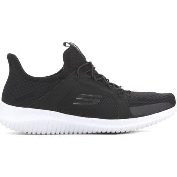 Boty Ženy Nízké tenisky Skechers Ultra Flex 12832-BLK black