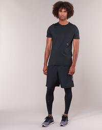 Textil Muži Legíny Under Armour RUSH LEGGING Černá