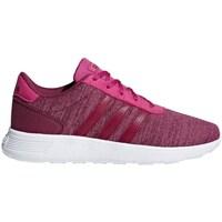 Boty Děti Nízké tenisky adidas Originals Lite Racer K Růžové