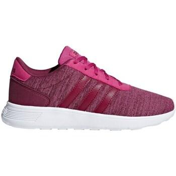 adidas Tenisky Dětské Lite Racer K - Růžová