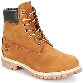 Boty Muži Kotníkové boty Timberland 6 IN PREMIUM BOOT Hnědá