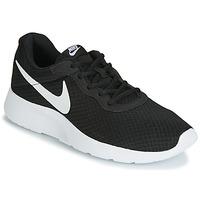 Boty Muži Nízké tenisky Nike TANJUN Černá / Bílá