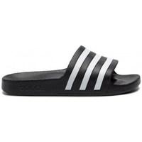 Boty Dřeváky adidas Originals Adilette Aqua Černé