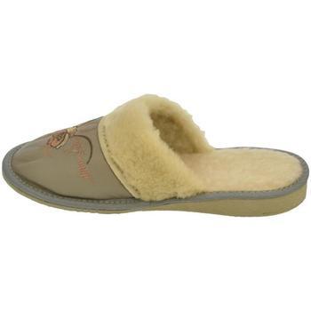 Boty Ženy Papuče John-C Dámske sivé papuče LESIA sivá