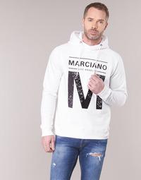 Textil Muži Mikiny Marciano M LOGO Bílá