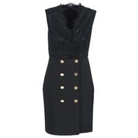 Textil Ženy Krátké šaty Marciano JANE Černá