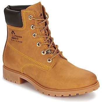 Boty Ženy Kotníkové boty Panama Jack PANAMA Žlutá