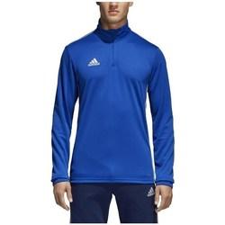 Textil Muži Trička s dlouhými rukávy adidas Originals Core 18 Training Top Modrá