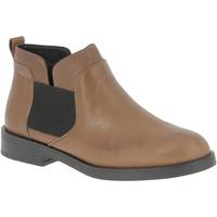 Boty Ženy Kotníkové boty Nikolas 182R-TAMNA marrone
