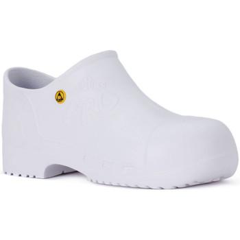 Boty Pracovní obuv Calzuro PRO SAFETY BIANCO Bianco