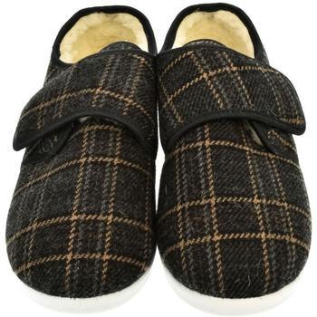 Boty Muži Papuče Mjartan Pánske papuče  JÁN 2 čierna